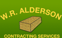 W. R. Alderson - Agricultural Contracting Services